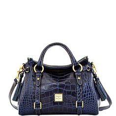Blue Dooney and Bourke Satchel. This one headed my way, Mombo!