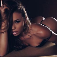 nicholas-ramirez: Nicole Mejia by Nicholas Ramirez Nicole Mejia, Lingerie, True Beauty, Dark Hair, Bombshells, Sexy Women, Hair Beauty, At Least, Just For You