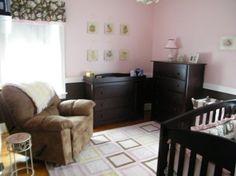 Pink & Brown Nursery