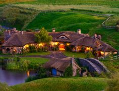 Hobbit Motel (New Zealand)