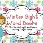 This packet has 6 sight word books to reproduce for students to use. The usefulness of these little things is endless! You can use them in small gr...