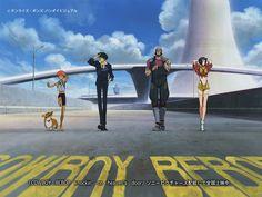 Cowboy Bebop #anime