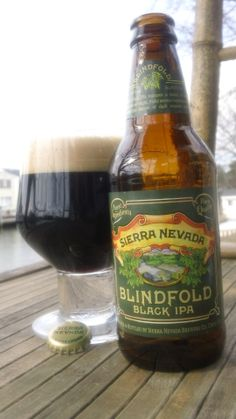 Just had this. Love the stye and this was a decent representation. Sierra Nevada Blindfold Black IPA