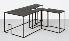 ron gilad's new works are an exploration of space, design, and usability and they succeed on all levels