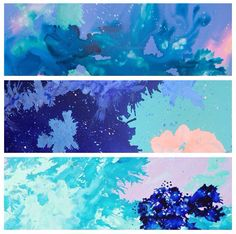 Pick your design of coral! Art by the fabulous Katie McKinnon