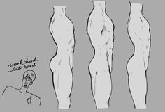 ///the body shapes of danceline (hobi said seokjin is more muscular than him but jin seldom shows his body so… how to draw anime Drawing Body Poses, Body Reference Drawing, Drawing Reference Poses, Anatomy Reference, Drawing Tips, Anatomy Sketches, Anatomy Drawing, Anatomy Art, Body Anatomy
