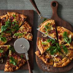 Try something unconventional: lemon pizza. Thinly slicing lemon caramelizes it. It's delicious paired with ingredients like prosciutto and arugula.