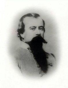 Major Joseph Vaulx Jr. 1st (Feild's) Tennessee Infantry