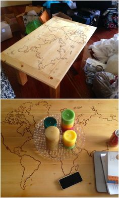14+ Beautiful DIY Coffee Tables to Beautify Your Home