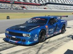 Dodge Challenger now approved for SCCA GT-1 - GT-RaceCar