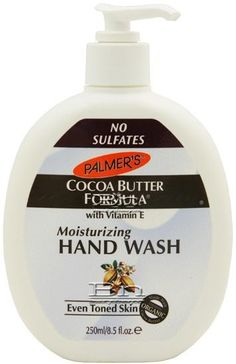 Palmers Sulfate Free Hand Wash 250ml Buy Online at lowest price in India: BigChemist.com
