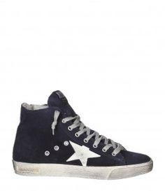 Sneakers Homme Francy Navy Suede