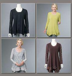 Lagenlook Sewing Patterns | Visit voguepatterns.mccall.com