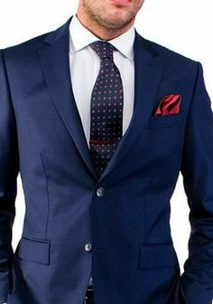 Mens Suit-Red, White,Blue EXQUISITE☆☆☆☆☆