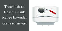 Learn how to Reset D-Link Range Extender? If you need any help regarding D-Link Router, then get in touch with us on our website. Our team helps you resolve the issue instantly. Error Code, Reset Button, Wireless Router, Tp Link, Coding, Programming