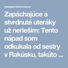 Zapáchajúce a stvrdnuté uteráky už neriešim: Tento nápad som odkukala od sestry v Rakúsku, takúto bielizeň a čistú práčku som nemala roky! Good Advice, Cleaning, Organization, Creative Ideas, Gardening, Crafty, Tips, Bible, Household