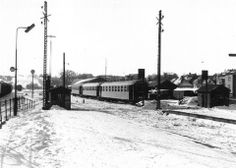 Helsingør Baneterræn 1958