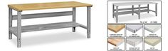 work bench, work benches, industrial table, garage work bench, metal work bench, industrial tables, wooden work bench, industrial workbench, heavy duty work bench, mobile work bench, Industrial, Industrial Packing Tables