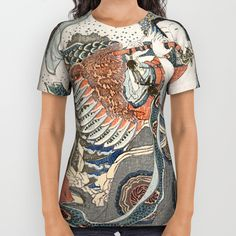 Buy Mystical Bird All Over Print Shirt by artysmedia. Worldwide shipping available at Society6.com. Just one of millions of high quality products available.