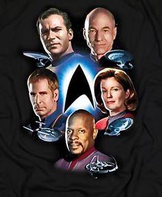 The Five Captains