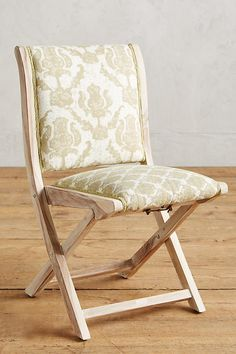 Slide View: 1: Terai Folding Chair