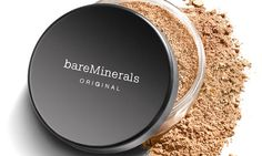 LOVE - Bare Minerals Original Foundation in Fairly Light. I really like this foundation, but unfortunately because I have oily skin, I can't wear it.
