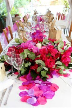 Bougainvila will always remind me of my birthplace, Marbella, Spain