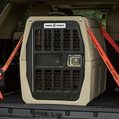 Dog Kennels for Sale | Gunner Kennels - this kennel awarded the winner of the 2015 Center for Pet Safety Crate Crash Study.