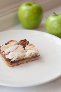 Apple Pie Bars (AIP/Paleo)