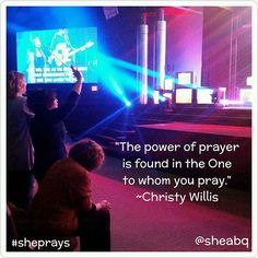 We are live streaming #ShePrays With Christy Willis now. Don't miss this powerful teaching on the intimacy of prayer. Go to www.sheabq.org to watch! ♡ #liveabundantly #sheabq #titus2woman #titus2sday #faith #gospel #GodsGlory #prayer #IHearThoseChainsFalling #worship #scripture #transformed