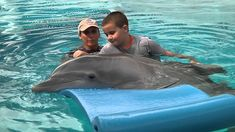 Watch the Clearwater Fire Department and Winter the dolphin create a life changing experience for Avery, a young boy battling a terminal illness.