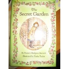 Illustrated by Tasha Tudor - of course this is a keeper - i received it as a gift as a child!