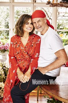 'He just wasn't the man I married': Today show host Lisa Wilkinson, 56, has described the toll her husband Peter FitzSimons's drinking used to take on their relationship in a rare interview published in The Australian Women's Weekly December issue