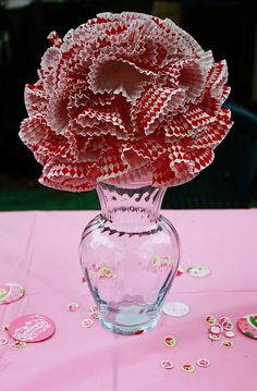 super strawberry party - topiary