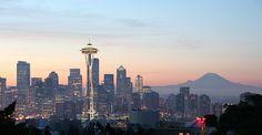 Seattle, Centro De La Ciudad