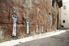 Hommage à Bilal Berreni, jeune street artiste assassiné