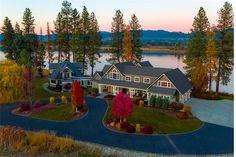 Single Family Home for Sale at Found Horseshoe Ranch 424831 Highway 20, Usk, Washington, 99180 United States