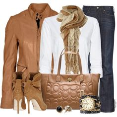 Leather Jacket Contest #1, created by angkclaxton on Polyvore