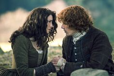 """Official Photo from 'Outlander' S2E13, """"Dragonfly in Amber"""" 