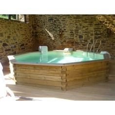 Des piscines sympas à prix abordable - Photo Deco Maison - Idées decoration interieure sur pdecor.com -
