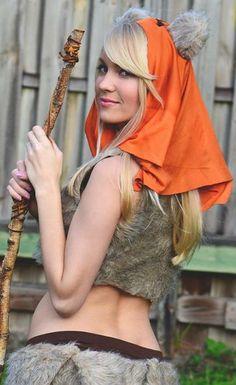 Ewok by Heather 1337