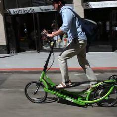 Havada koşmak gibi! Bisikletten sonraki en iyi şey Elliptigo, artık shopi go'da!  Like running on air! The next best thing after cycling is now on shopi go!  ELLIPTIGO · Eliptik Bisiklet  #elliptigo #cycling #shopigo #shopigono17