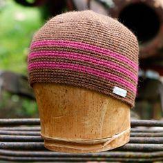 Wool beanie, unisex snowboarding hat, tapestry crochet kufi, chemo cap by @UpthePitt www.upthepitt.com