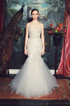 Yes! We love this sexy little number from Anna Georgina 2015