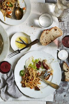 Food photography inspiration / Food styling