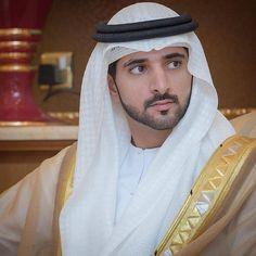 Crown Prince of Dubai, His Highness Sheikh Hamdan bin Maktoum