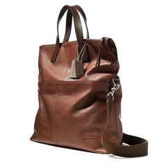 Thompson Leather sling pack by coach