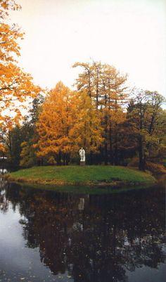 Autumn in the park on Elagin Island, St. Petersburg, Russia Copyright: Uhu Owl