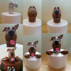 SoVoy Sugar: How I made Scooby-Doo! ♡♡♡♡♡