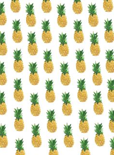 pineapples for days